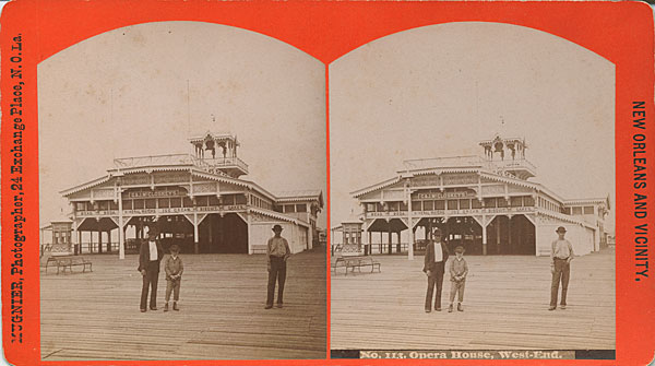 1880 - Opera House at West End