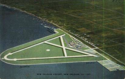 1930s or 40s - Near Shushan (Lakefront) Airport