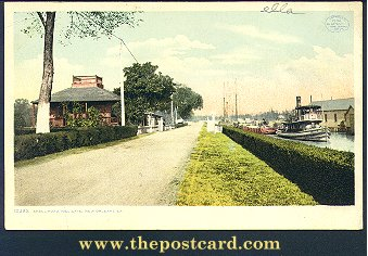 1906 Shell Road & New Basin Canal